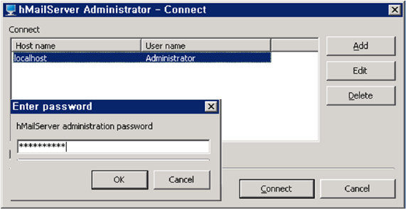 윈도우 메일 서버 만들기 HMail Server 4 4 1 - Computing - 랩터 인터내셔널
